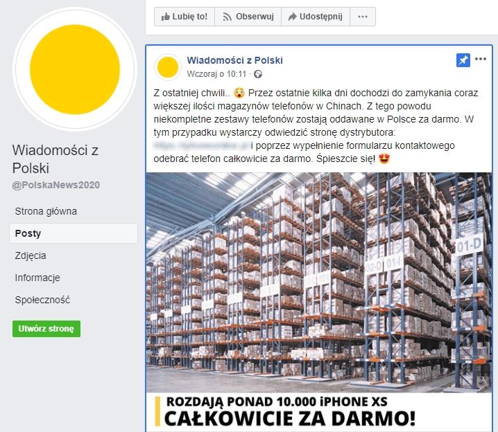 wiadomosci z polski
