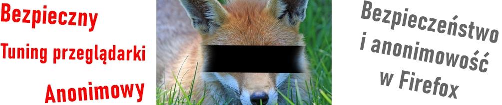 Anonimowy i bezpieczny Firefox miniatura