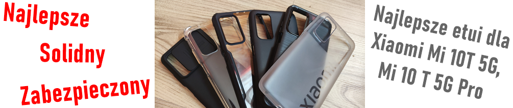 Etui Xiaomi Mi 10T 5G miniatura